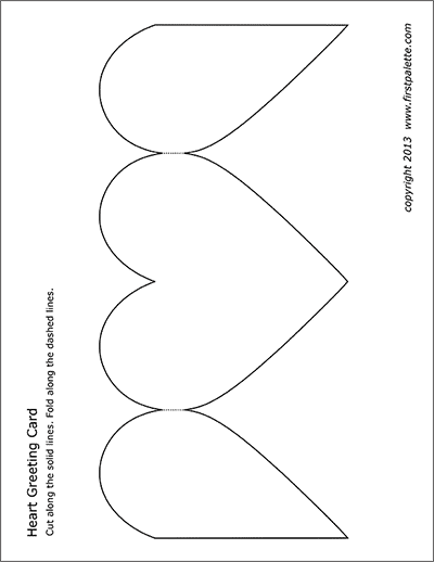 photo about Printable Heart Shapes identified as Hearts No cost Printable Templates Coloring Internet pages