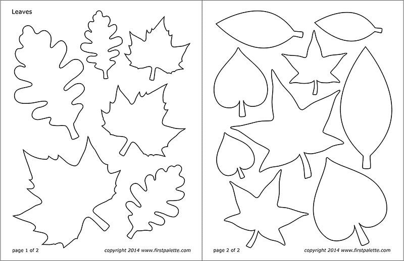 Remarkable Leaf Templates Free Printable Templates Coloring Pages Download Free Architecture Designs Scobabritishbridgeorg