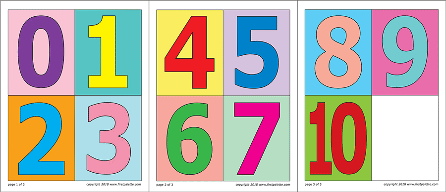 photo regarding Free Large Printable Numbers 1 100 identify Figures Cost-free Printable Templates Coloring Web pages