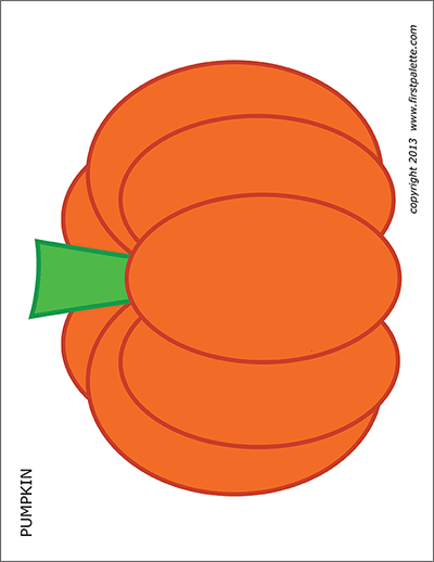 graphic relating to Printable Pumpkins called Pumpkins Free of charge Printable Templates Coloring Internet pages