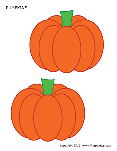 photo relating to Printable Pumpkins identified as Pumpkins Free of charge Printable Templates Coloring Internet pages
