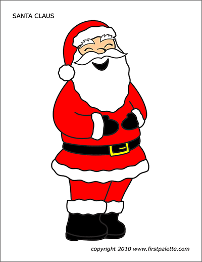 photo about Santa Claus Printable identify Santa Claus Free of charge Printable Templates Coloring Webpages