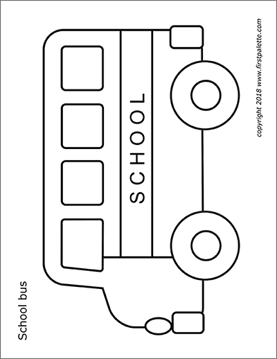 Cars and Vehicles Free Printable