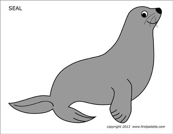 Seal Free Printable Templates