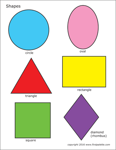 It is a photo of Insane Printable Shapes Template