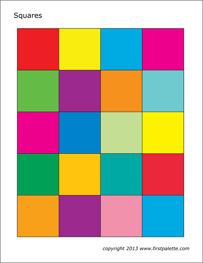 Cube Templates Free Printable Templates Coloring Pages