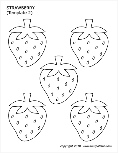 image about Strawberry Printable identify Strawberry Totally free Printable Templates Coloring Internet pages