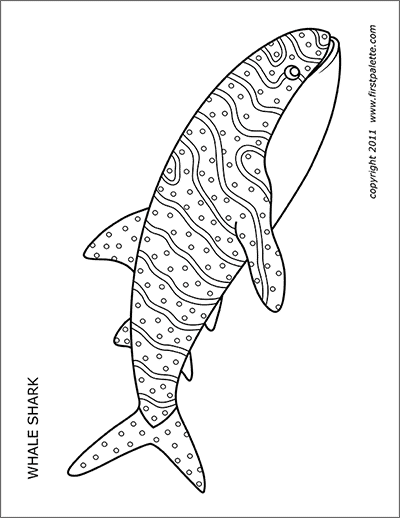 photograph regarding Printable Shark Pictures known as Shark No cost Printable Templates Coloring Internet pages